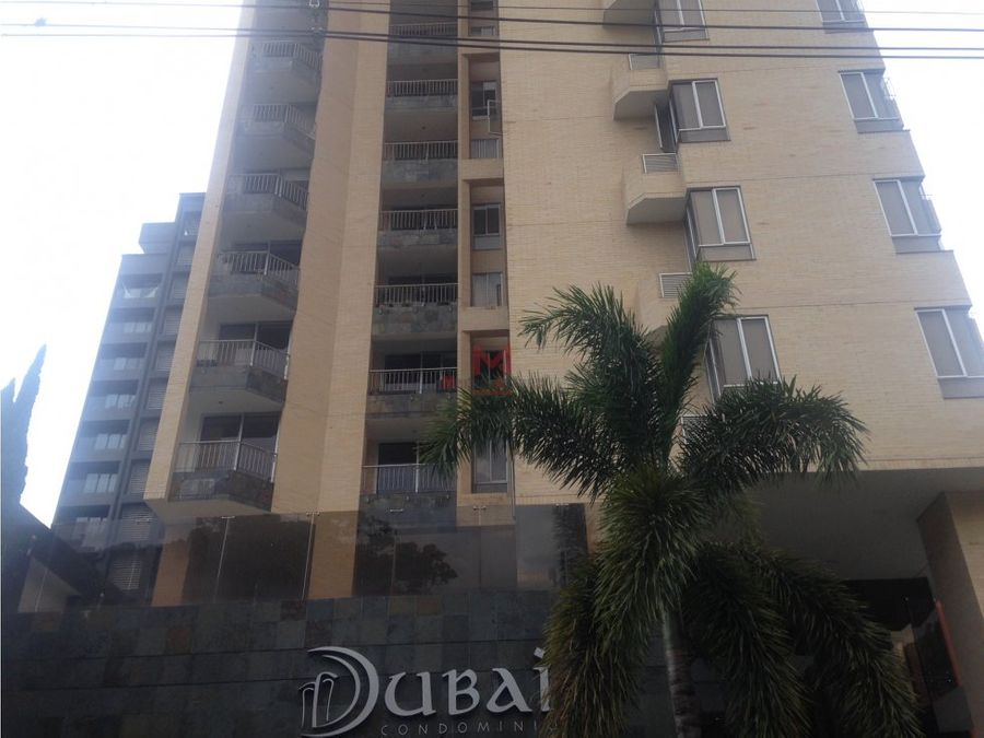 arriendo apartamento edificio dubai