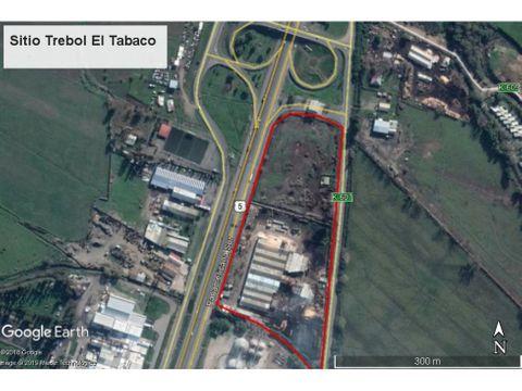 sitio ruta 5 km 261 cruce el tabaco talca