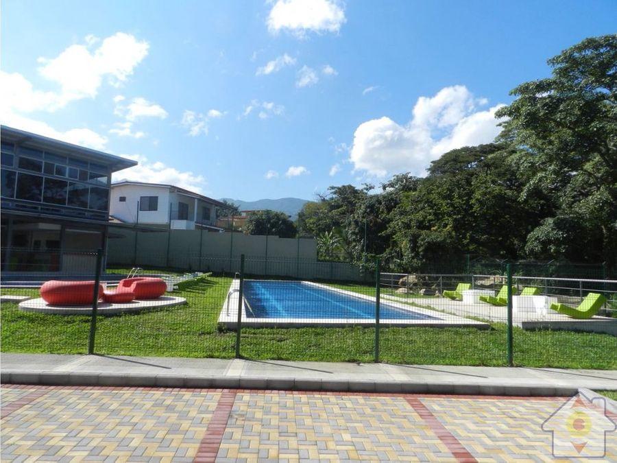 apartamento amueblado 1 hab river park