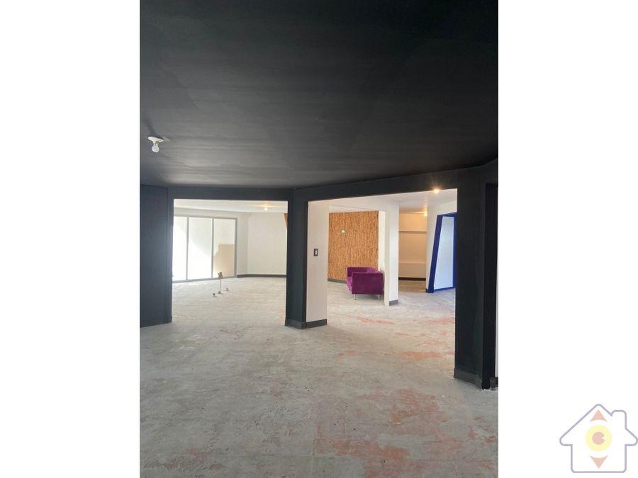 350 m2 una sola planta para oficina bufete sala exhibicion etc