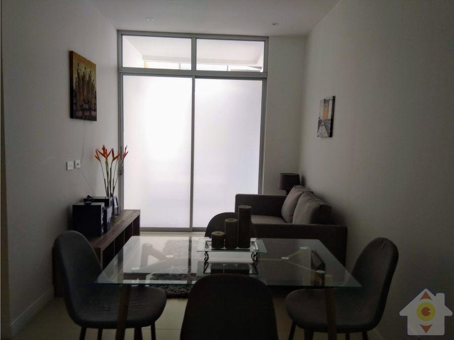 apartamento de 2 hab en una de las mejores ubicaciones del pais
