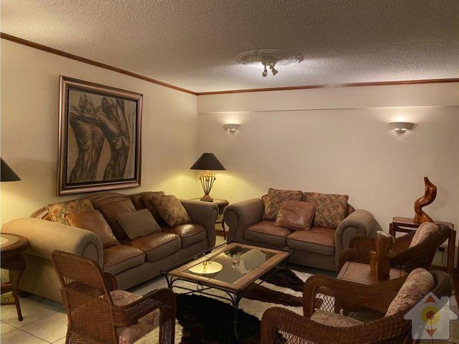 apartamento en exclusivo condominio bougainvillea