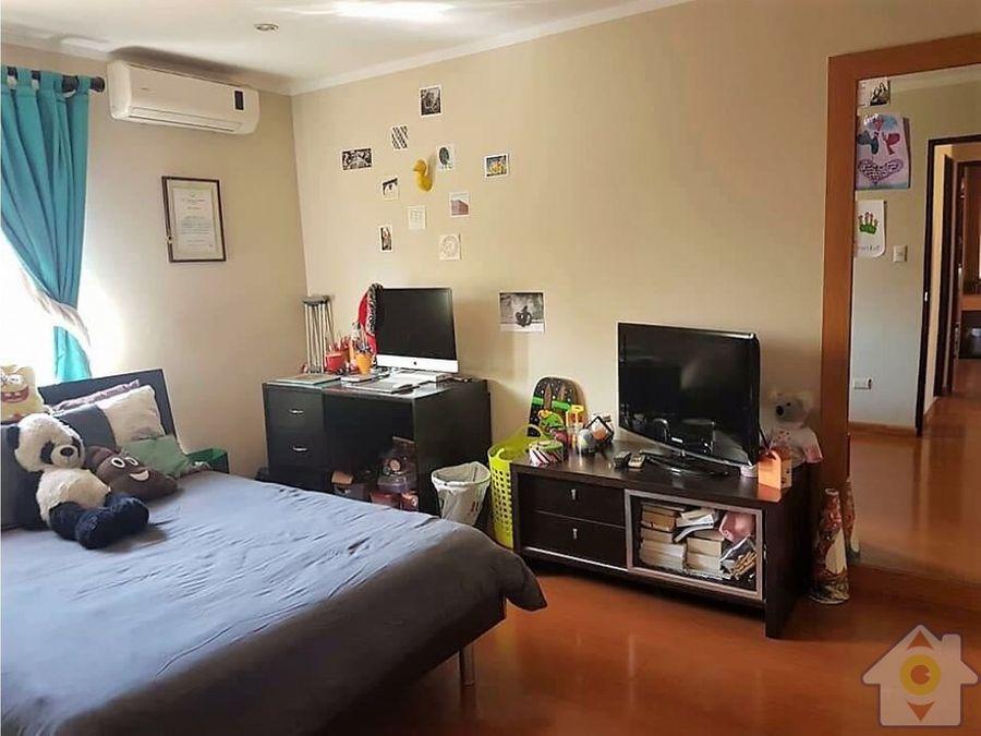 townhouse de 3 habitaciones en condominio seguro