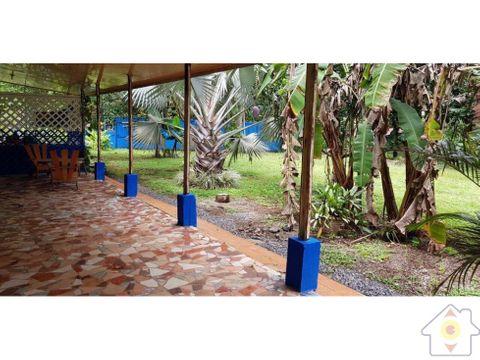casa amplia en orotina acceso a jardin holistico