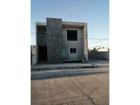 casa nueva de 4 recamaras en colonia guadalupe