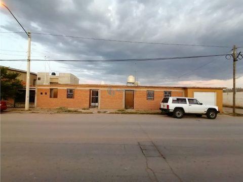 casa en venta de un solo piso en colonia villa juarez al sur