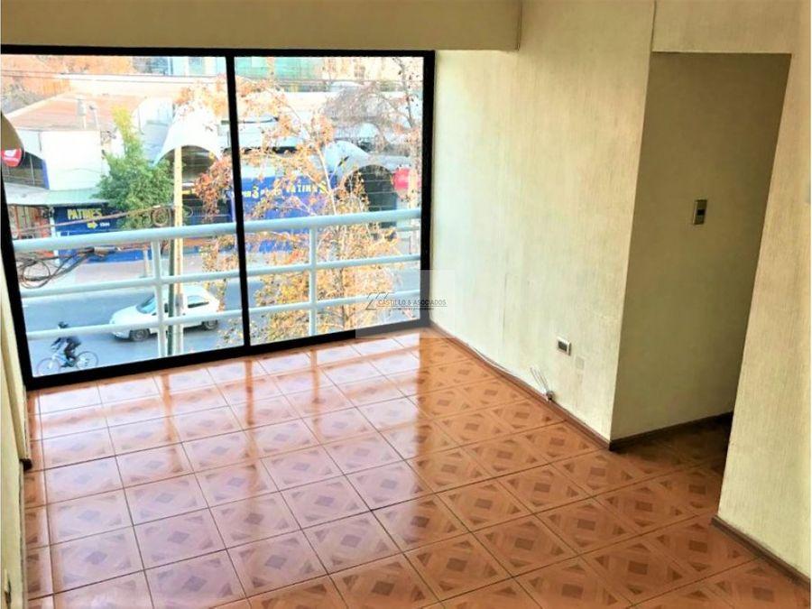venta depto condominio parque subercaseaux san miguel