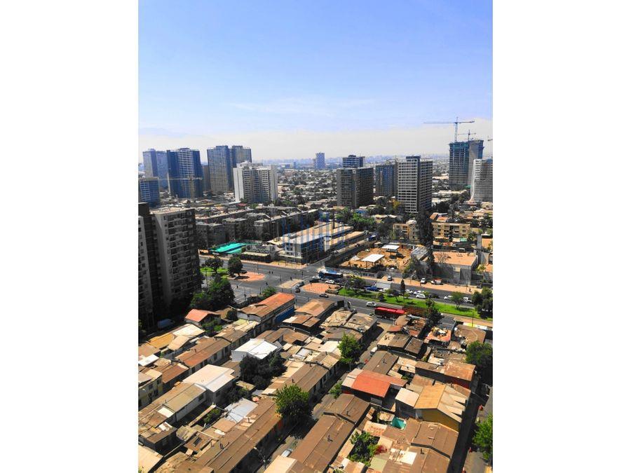 venta de departamento en estacion central metro ecuador