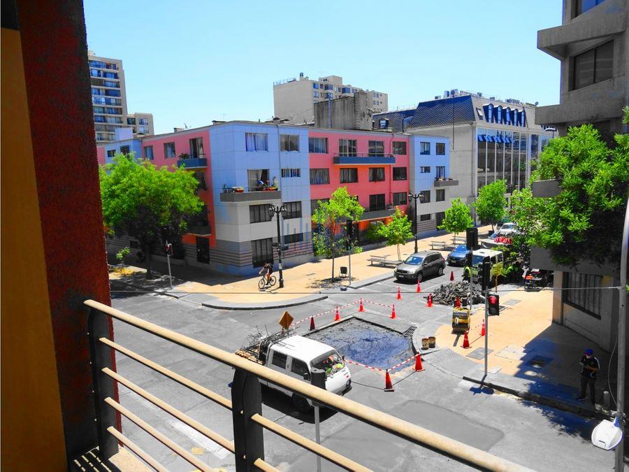 venta de departamento santiago barrio universitario toesca
