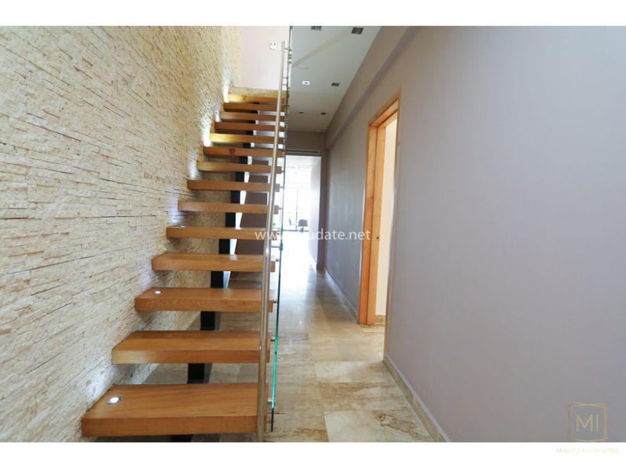 pent house en venta en piantini