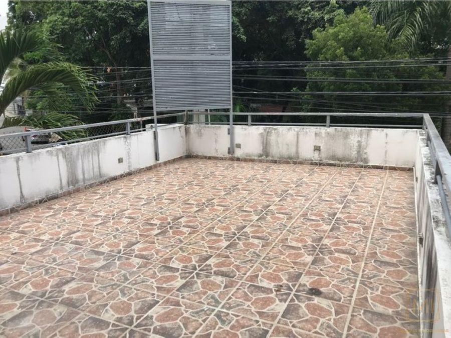 2da con terraza en urb fernandez