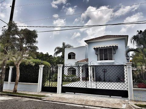 casa en isabel villas