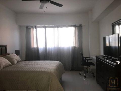apartamento amueblado una habitacion en naco
