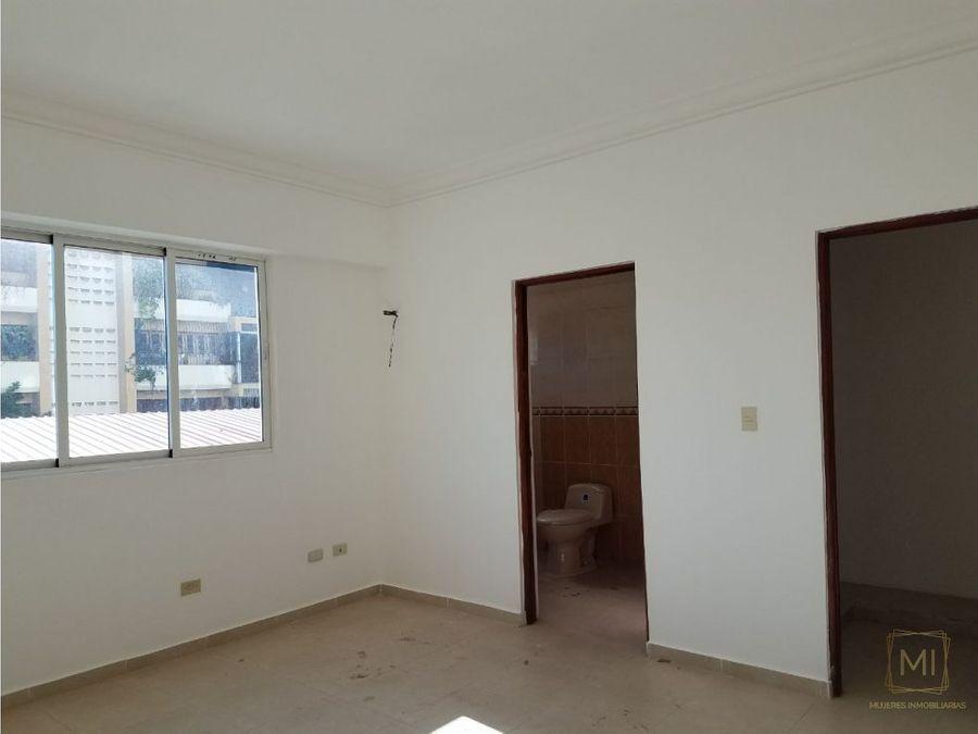 vendo apartamento en ensaches julieta