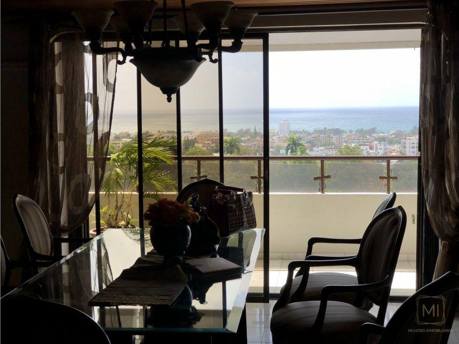 de oportunidad venta apartamento en la anacaona