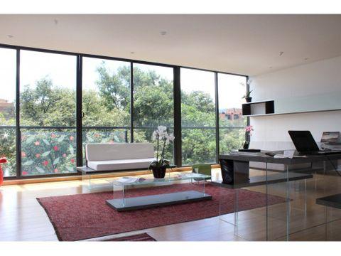 apartamento espectacular con vista al virrey
