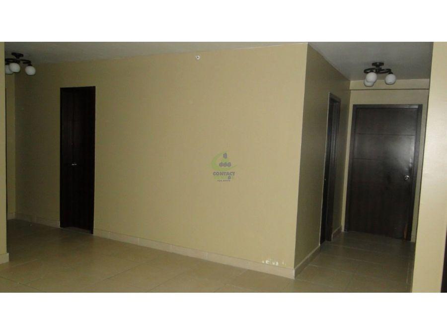 se alquila apartamento cv