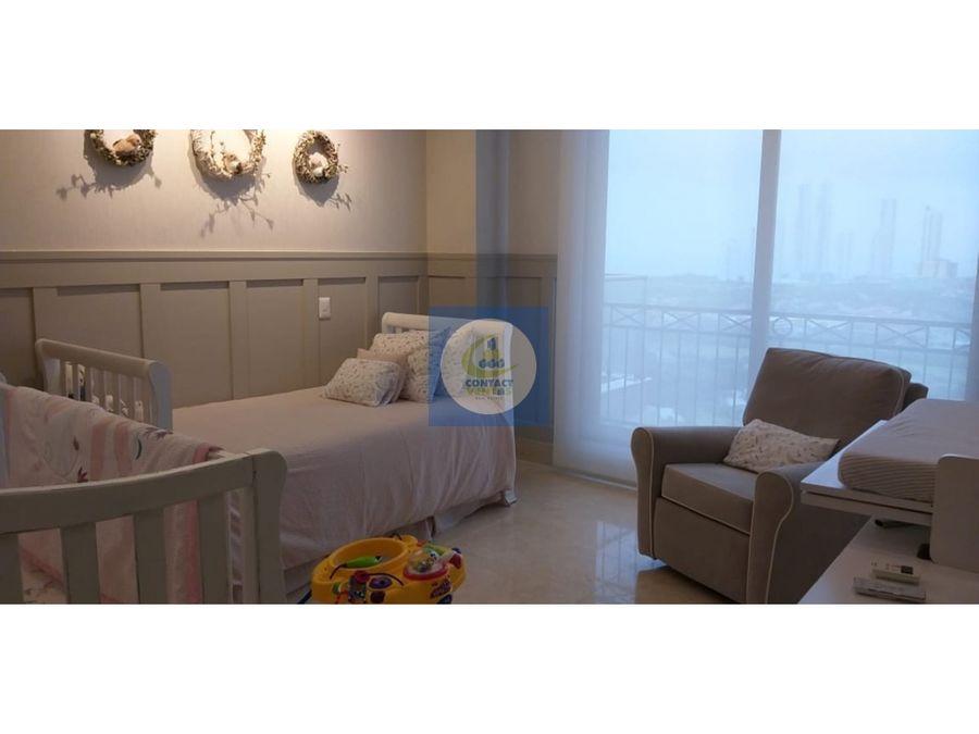 alquilo lujoso y amplio apartamento en santa maria va