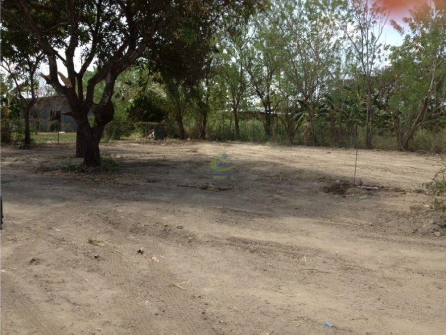 venta de terreno en las lajas idcv 922