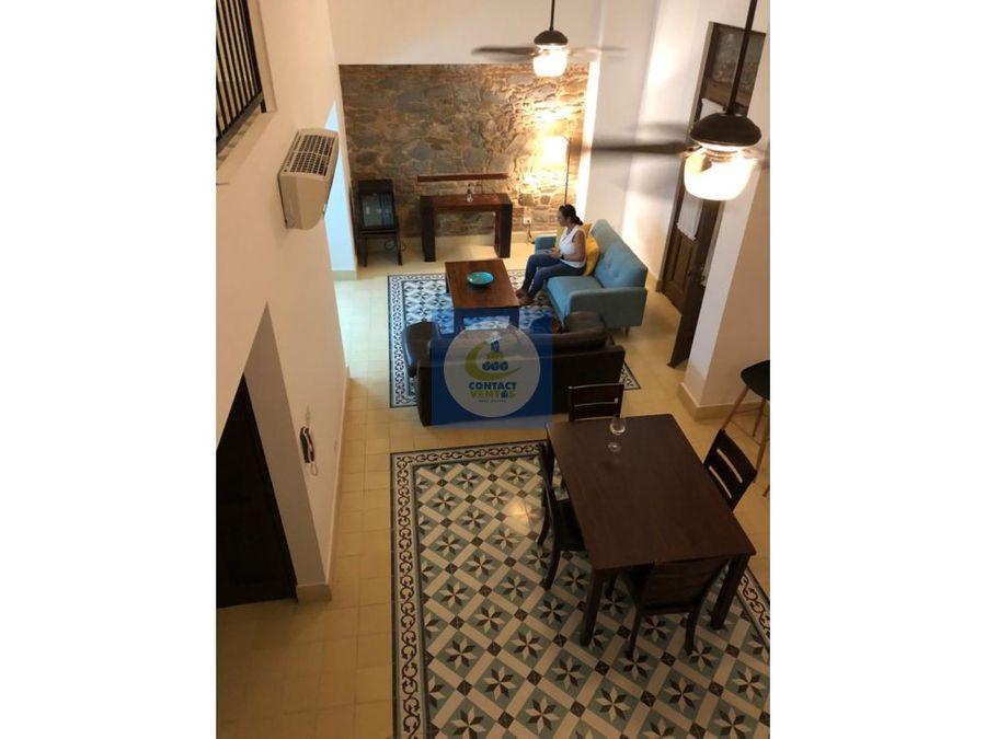 se alquila apartamento en el casco antiguo id mh