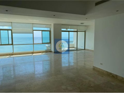 alquilo lujoso apartamento de 400m2 en punta pacifica va