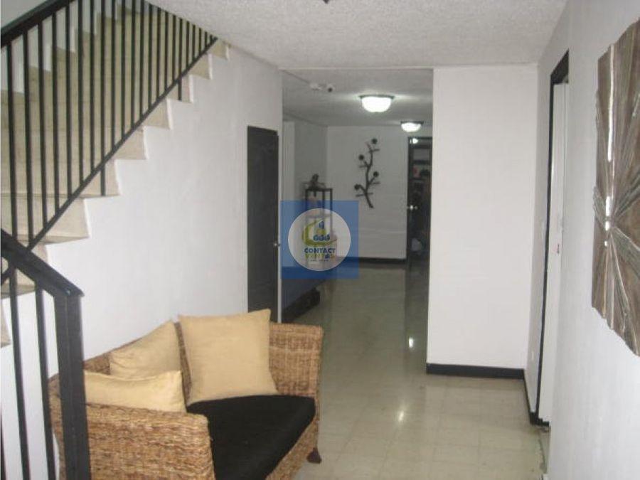 se vende casa duplex en calle 50 id sh