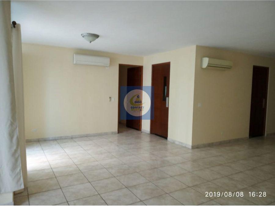 venta de apartamento en bella vista id aa