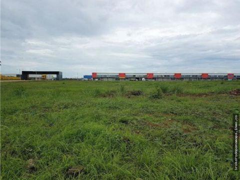 se vende terreno en panama en tocumen hg195582