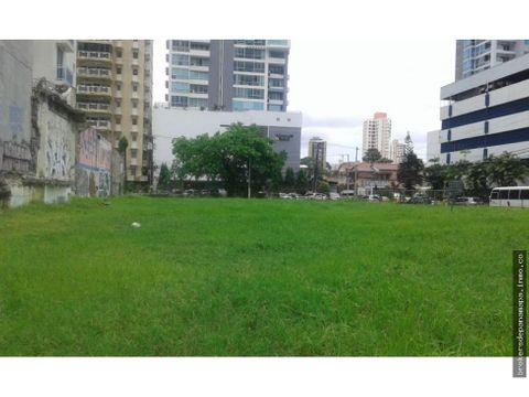 terreno en venta en avenida balboa jg mls16 3606