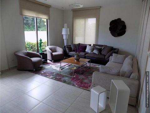 se vende bella casa duplex panama pacifico k186033