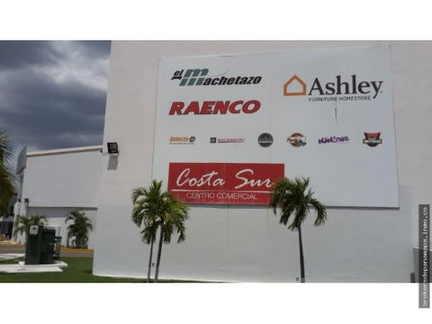 venta de local comercial en costa sur hg172957