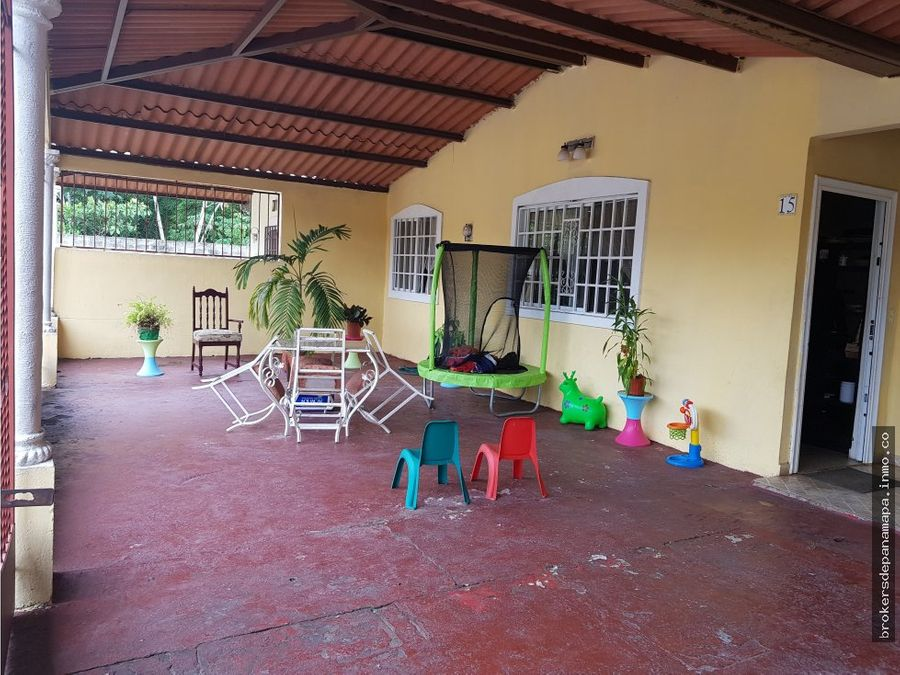 venta casa en las verdes arraijan mml19 9455