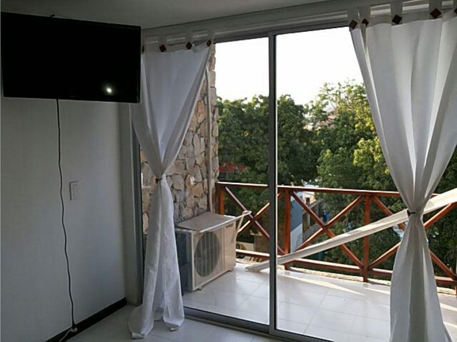 apartamento amoblado santa marta
