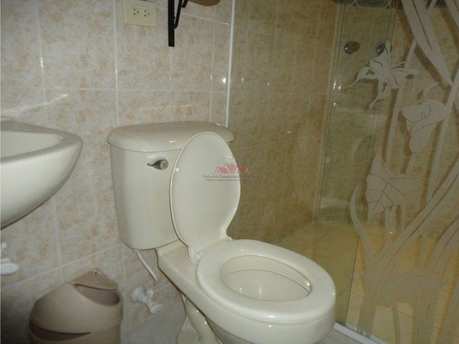 apartamento amoblado sector san diego