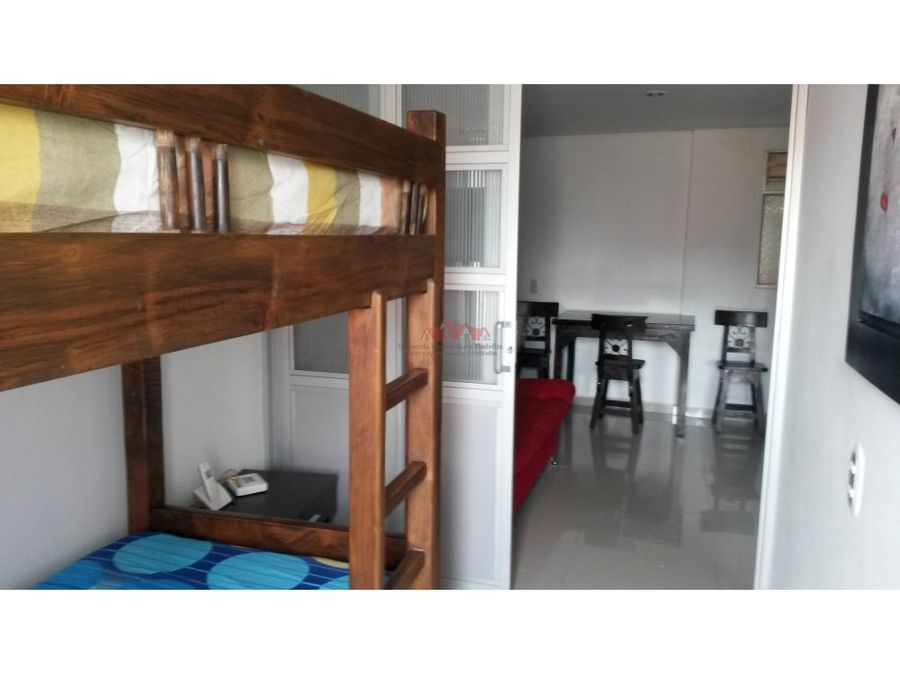 apartamento amoblado sector floresta