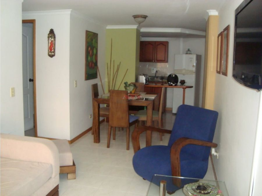 apartamento amoblado loma del indio poblado