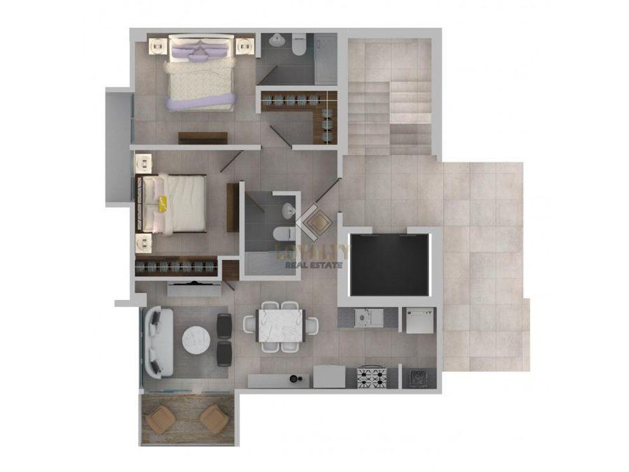 las 007 03 19 apartamento en mirador norte
