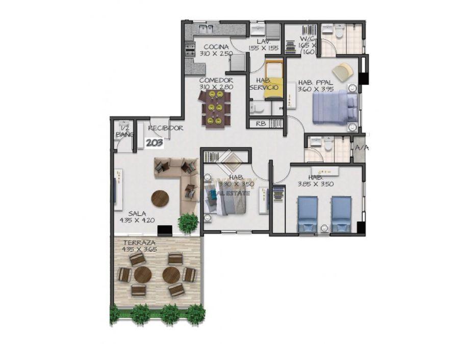 las 008 03 19 1 vendo apartamento en arroyo hondo
