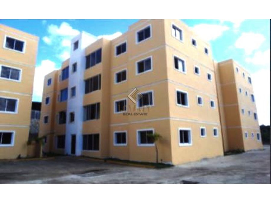 las 028 08 20 vendo apartamento en villa mella