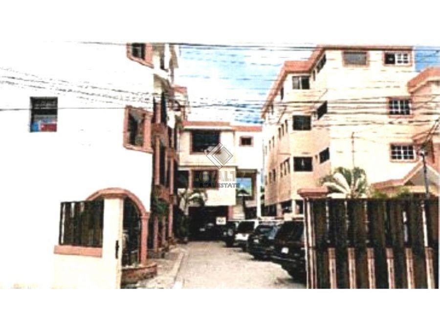 las 013 08 20 vendo apartamento en santiago