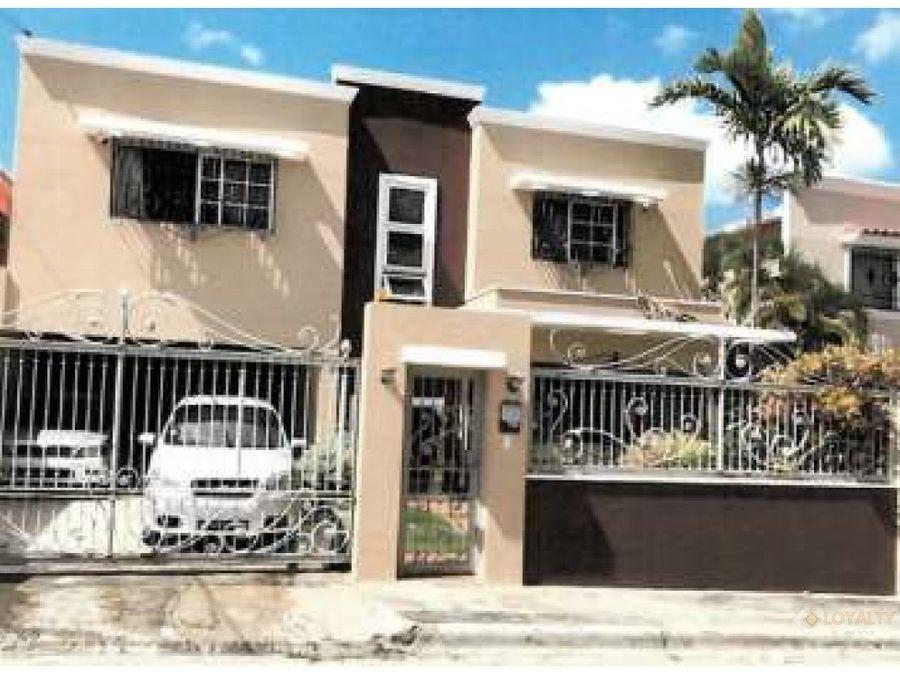 lhs 084 06 18 vende casa en urb carmen maria