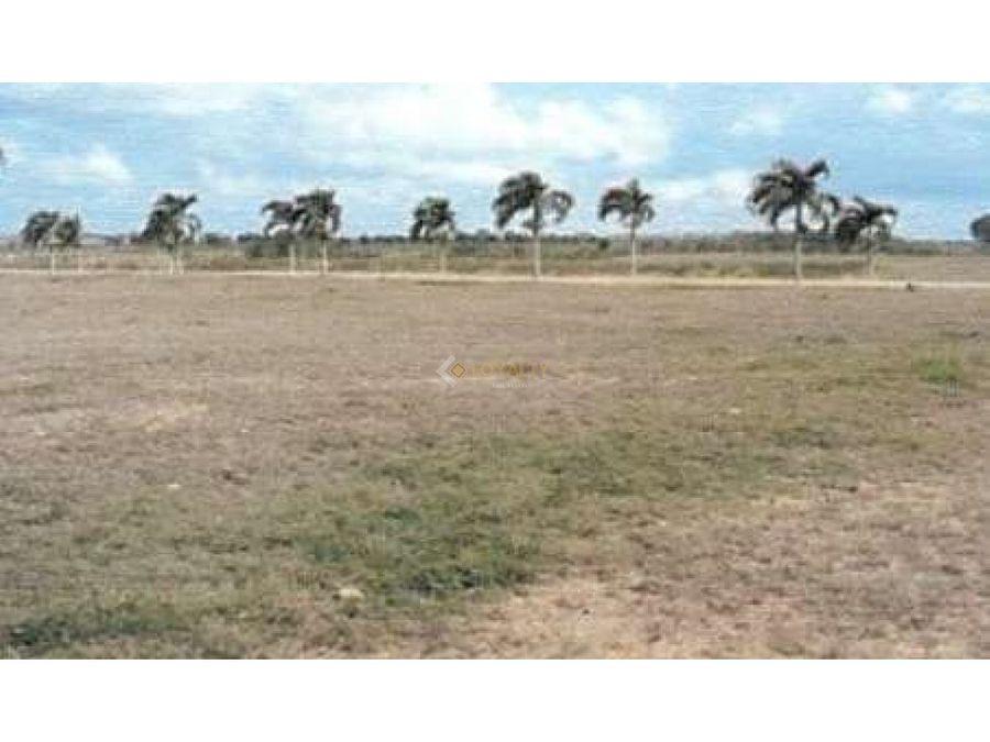 lgs 006 08 18 vendo terreno turistico en higuey