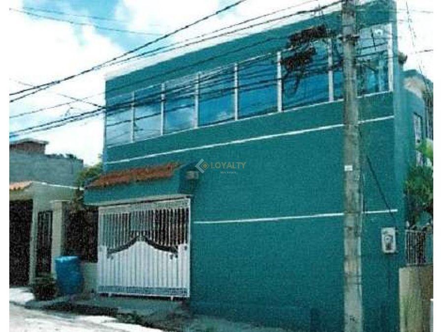 lbs 098 06 18 vendo edificio en manoguayabo