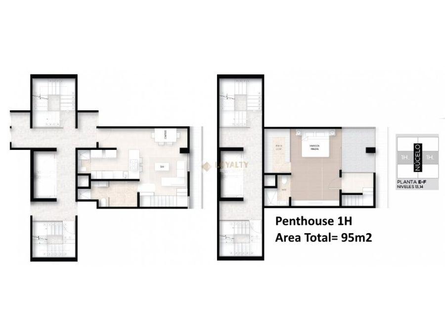 las 026 11 18 vendo apartamento en piantini
