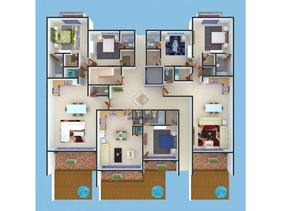 las 001 04 19 apartamento en playa nueva romana