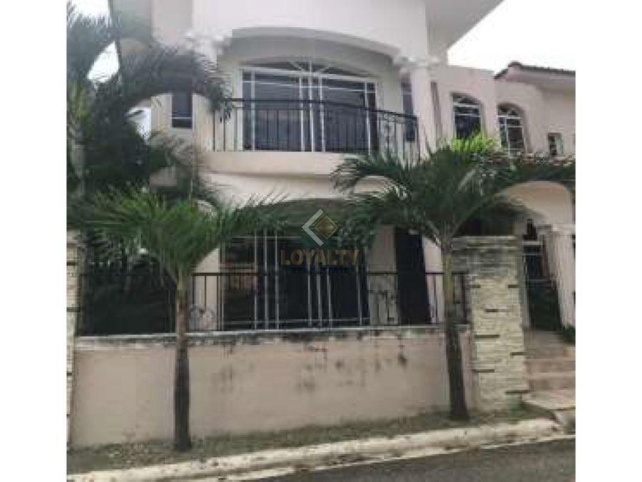 lhs 007 04 19 hermosa casa en puerto plata