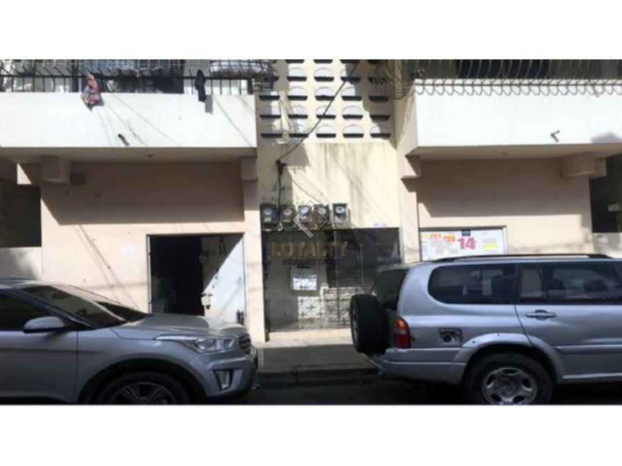 lls 003 04 20 vendo local comercial en villa consuelo