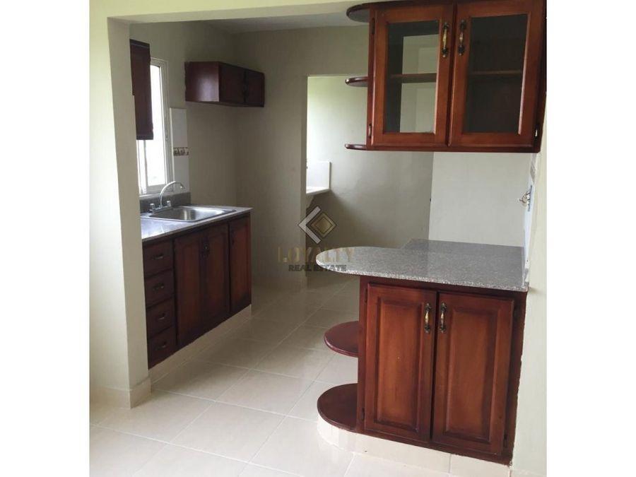 las 005 08 19 vendo apartamento en san isidro