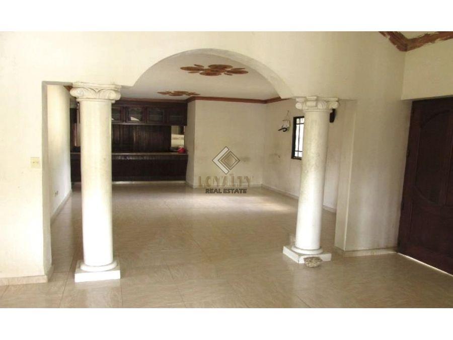 lhs 059 08 20 vendo casa en san francisco de macoris