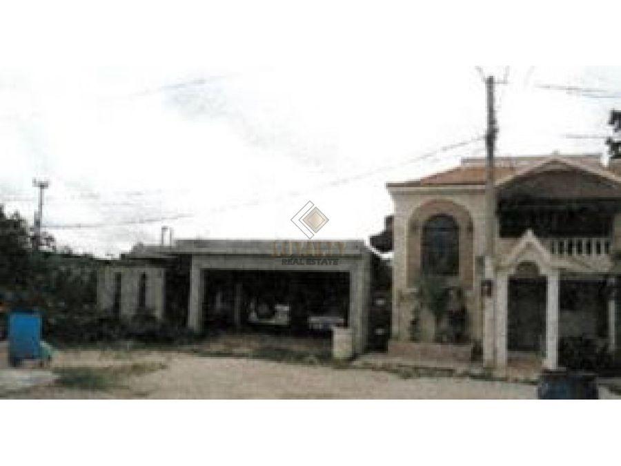lhs 063 08 20 vendo casa en brisa oriental ii san isidro